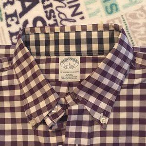 BrooksBrothers Men shirt